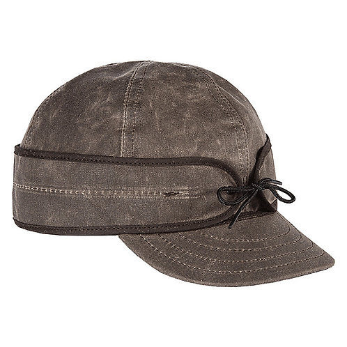 Stormy Kromer Waxed Cotton Cap