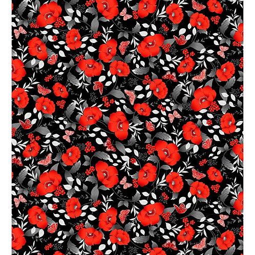 Poppy Promenade Black Pearlescent KAS7980P-12_1