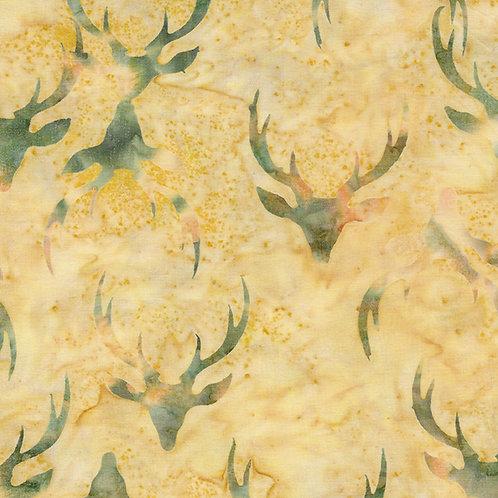 Batik - Antlers - Desert