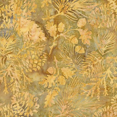 Batik - Pine Leaf - Lt Smore