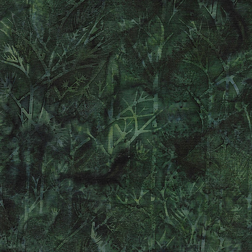 Batik - Twigs - Forest