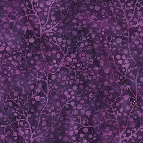 Batik - Bread & Butter - Purple Vine