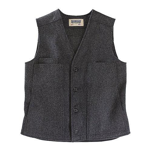 Stormy Kromer Button Vest
