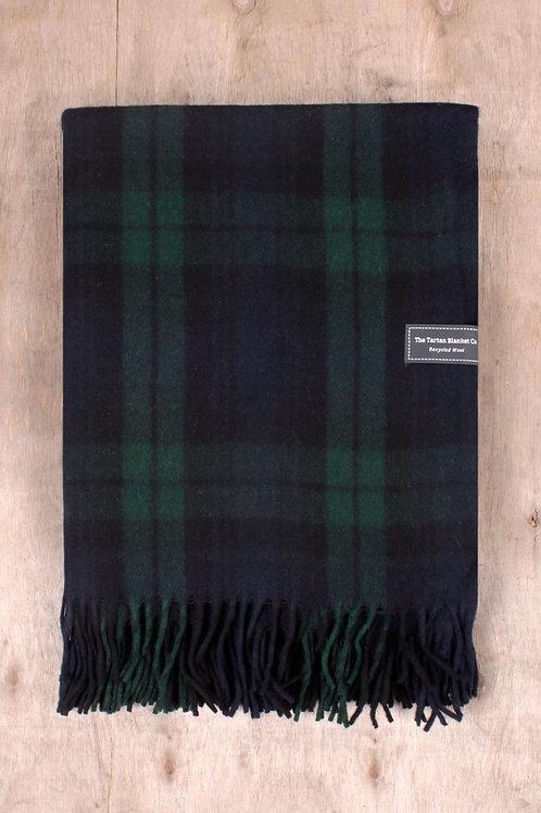 Blackwatch Tartan Blanket