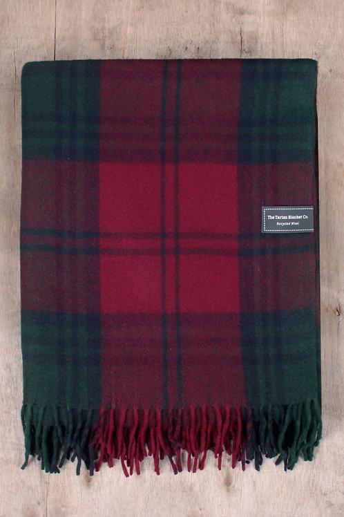 Lindsay Tartan Plaid Blanket