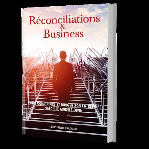 Reconciliations & Business - Livre broché