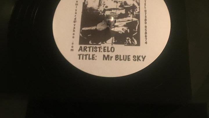 "10"" Custom Vinyl Record EP Black/Clear"