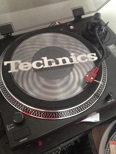 Custom Clear One Off Vinyl 10 inch