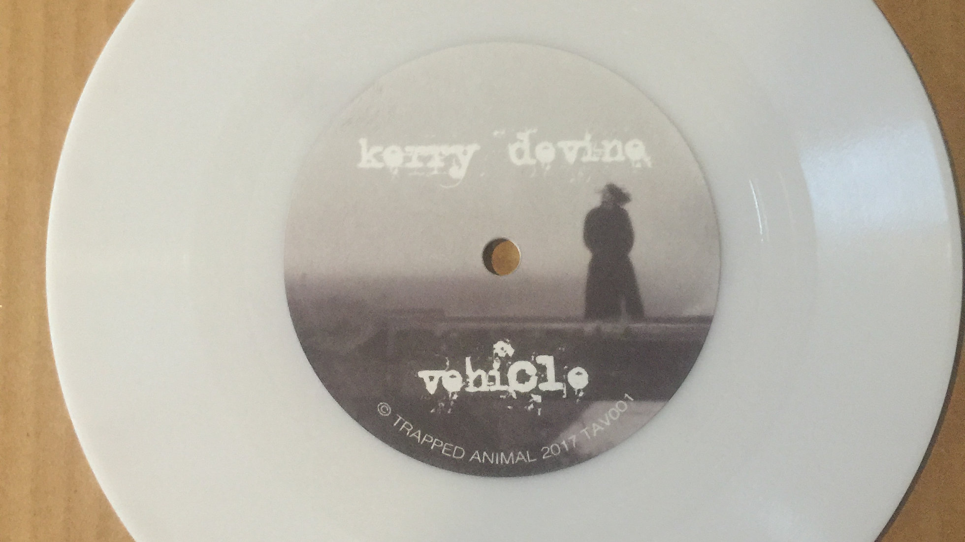 20 x 7 inch One Off vinyl record offer