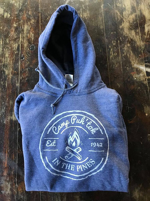 Camp Puh'tok Campfire Hoodies