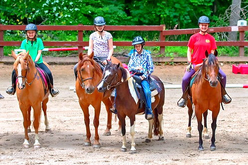 Top Bar Ranch Gift Certificate - 1 hour Lesson