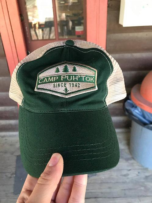 Camp Puh'tok Baseball Cap