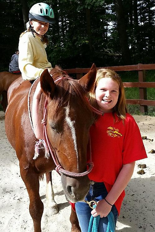 Summer Camp Gift Certificate - Horse Camp-10-16