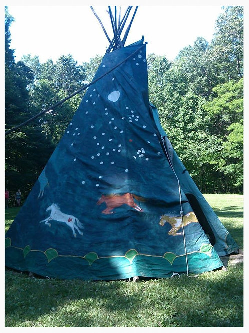Summer Camp Gift Certificate - Tipis-ages 13-16