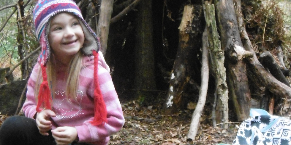 Easter Forest School Holiday Club