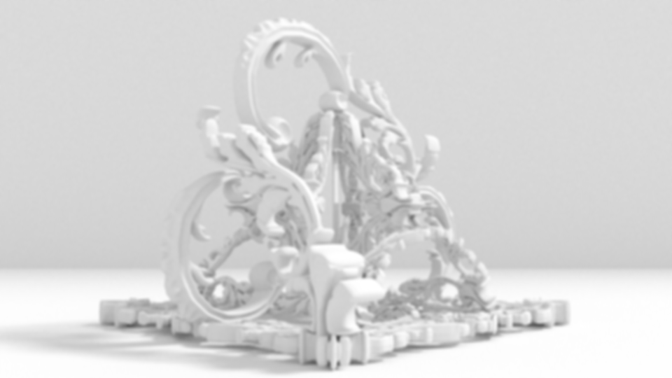 3D printing, Music, Composer, Media Art