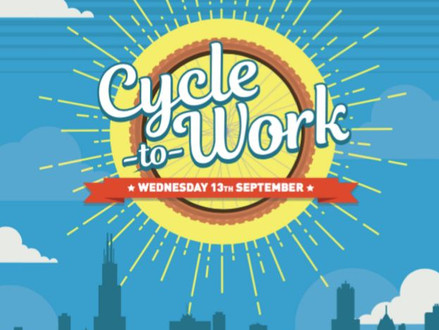 Cycle to Work Day - 13th September