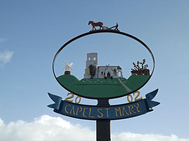 Capel St. Mary