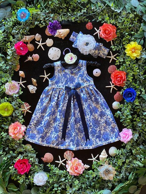 Elizabeth Baby Princess Dress #005