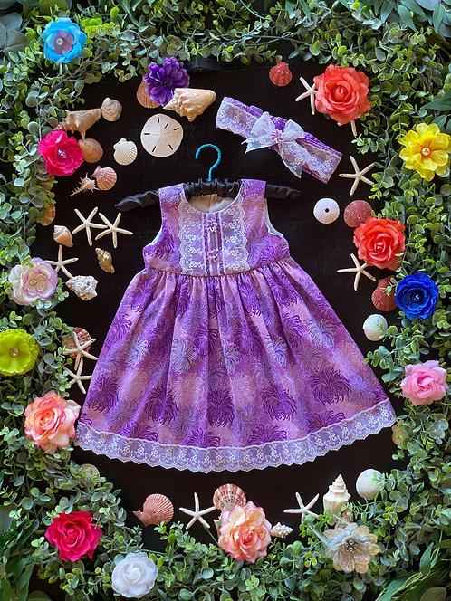 Elizabeth Baby Princess Dress #006
