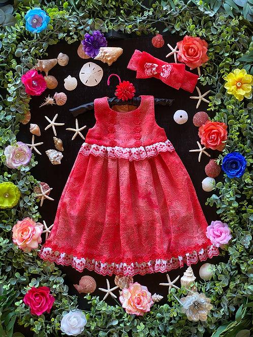 Elizabeth Baby Princess Dress #009
