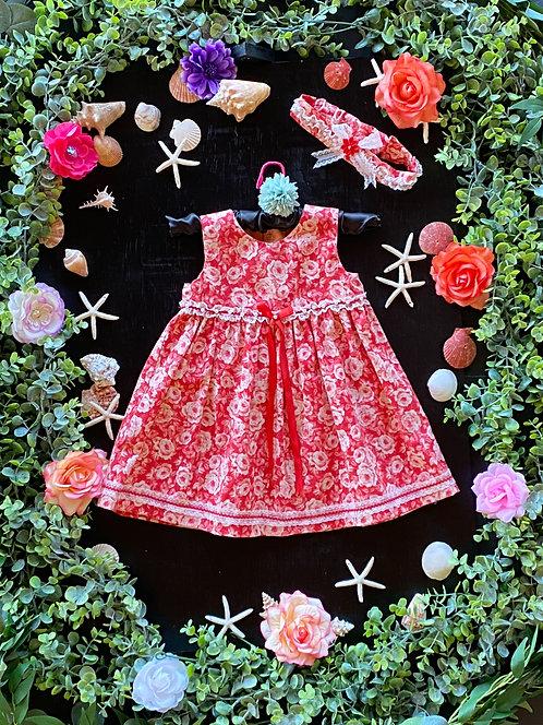 Elizabeth Baby Princess Dress #003