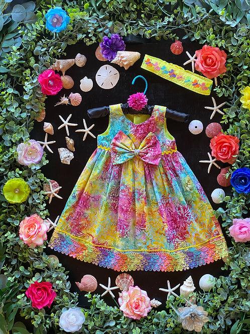 Elizabeth Baby Princess Dress #016