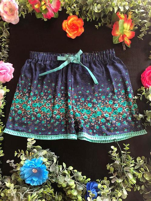 Island Princess PJ Shorts #002