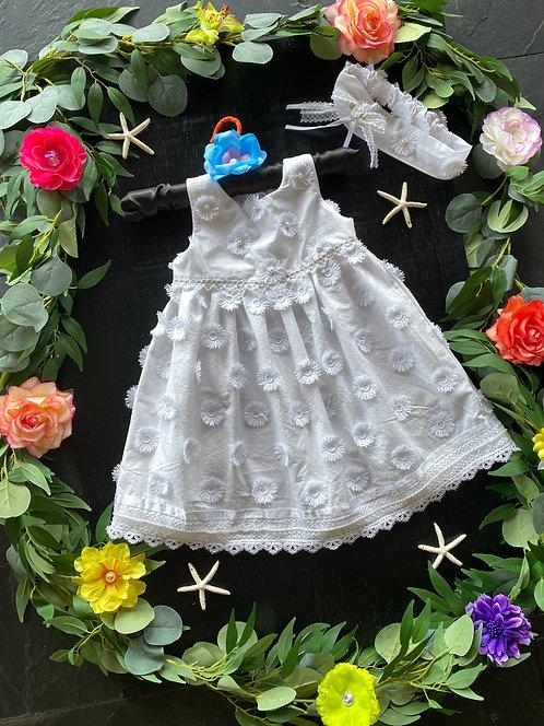 Elizabeth Baby Princess Dress #008
