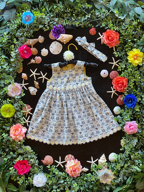 Elizabeth Baby Princess Dress #007