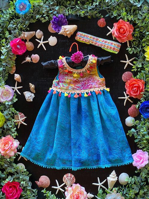 Elizabeth Baby Princess Dress #012