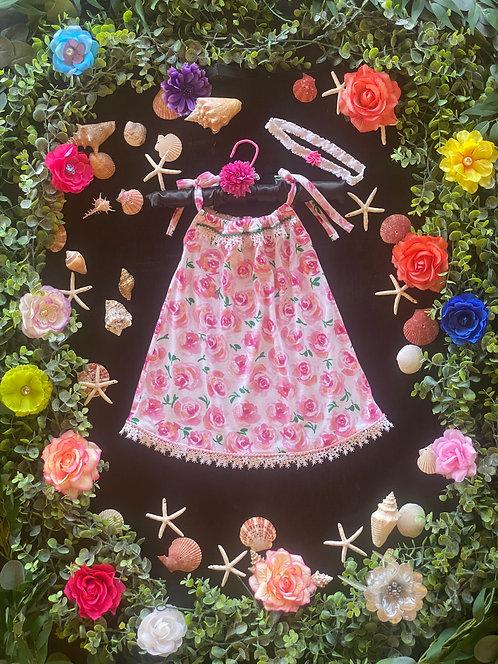 Samara Baby Princess Dress #009