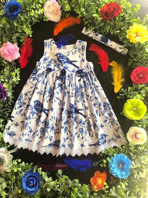 Elizabeth Baby Princess Dress #015