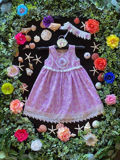 Elizabeth Baby Princess Dress #010