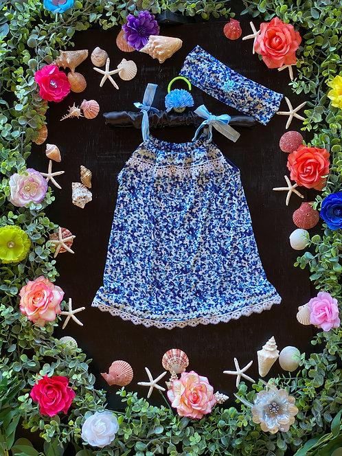 Samara Baby Princess Dress #001