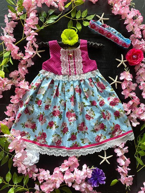 Elizabeth Baby Princess Dress #017