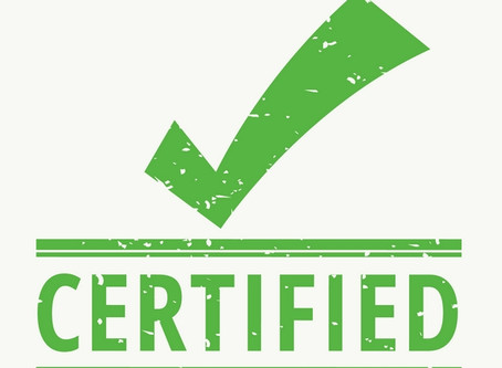 """What it Means to be """"Green Cleaning Certified"""" and Why You Should Care"""