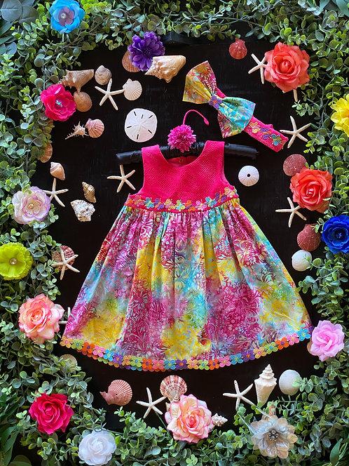 Elizabeth Baby Princess Dress #002