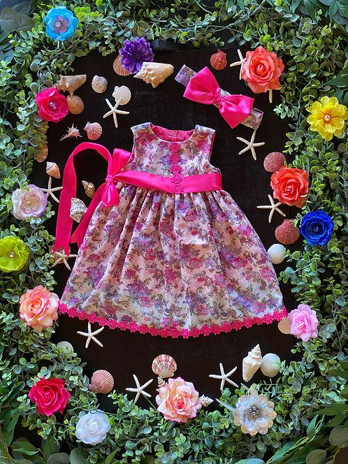 Elizabeth Baby Princess Dress #001