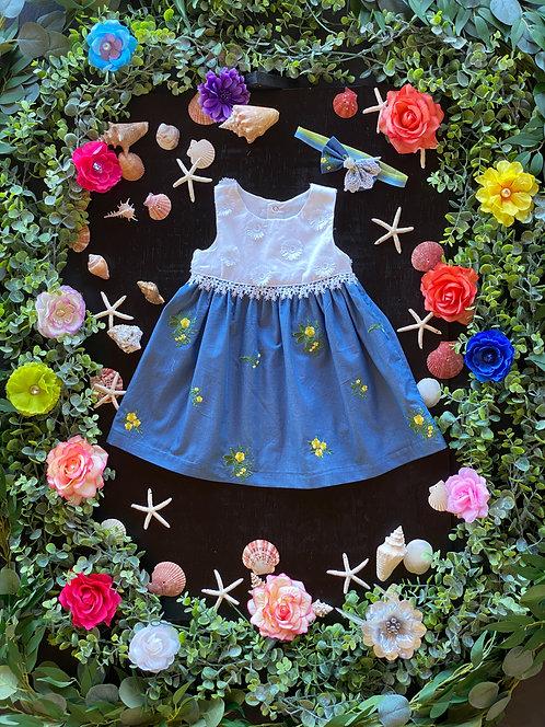 Elizabeth Baby Princess Dress #004