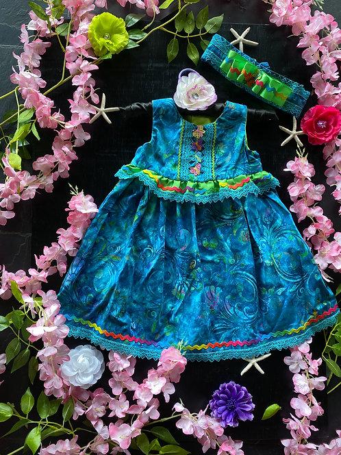 Elizabeth Baby Princess Dress #013