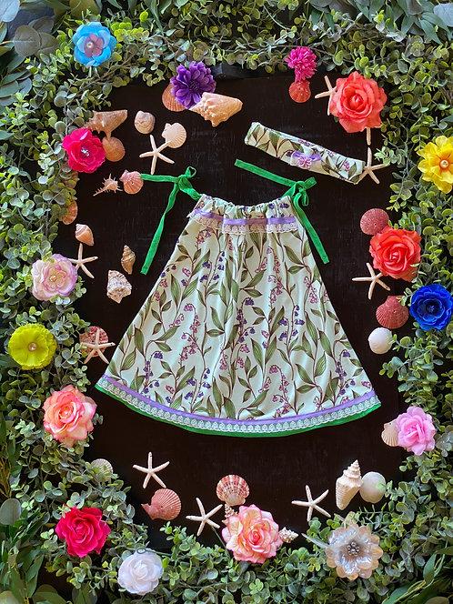 Samara Baby Princess Dress #008