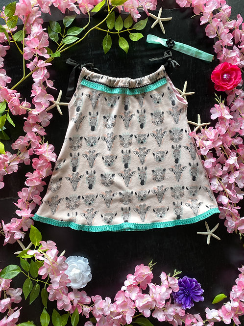 Samara Baby Princess Dress #005