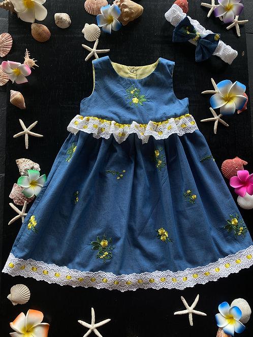 Elizabeth Baby Princess Dress #014