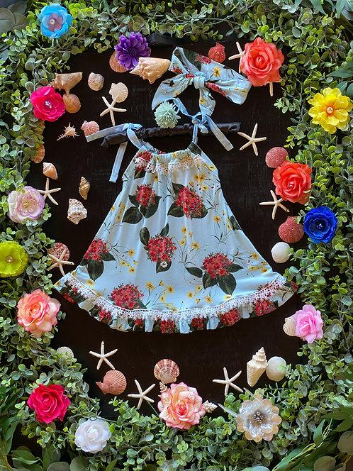 Samara Baby Princess Dress #002