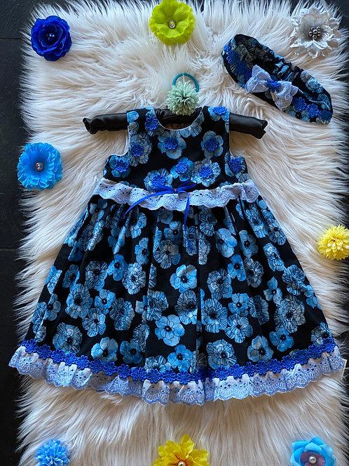 Elizabeth Baby Princess Dress #011