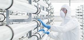Climatização de processos industriais