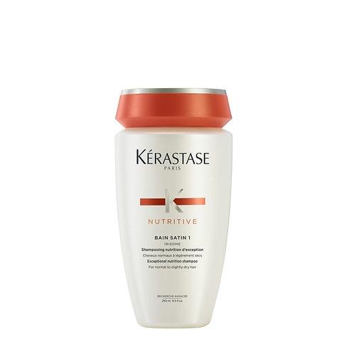 Shampoo Satin Gluco Active N°1 250 ml Kérastase Nutritive