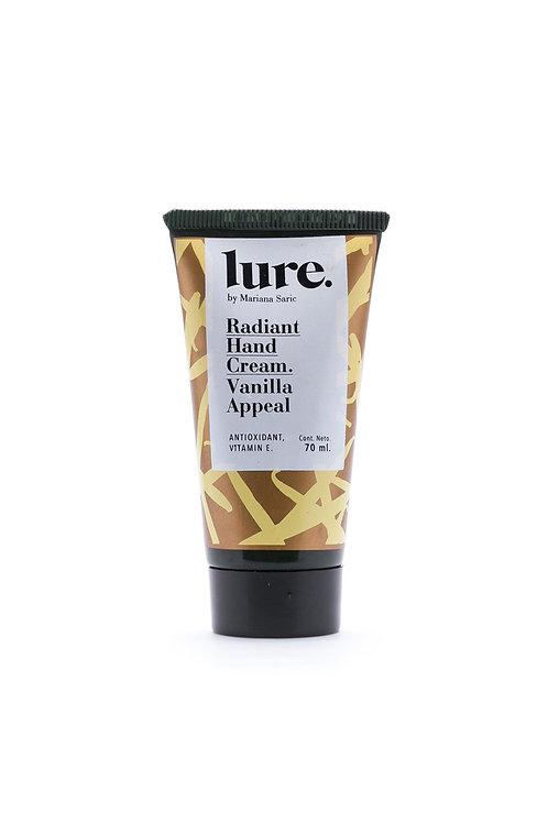 Radiant Hand Cream Vainilla Appeal 70 ml