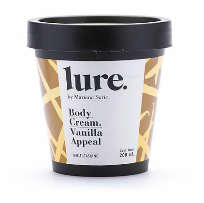 Body Cream Vanilla Appeal x 200ml